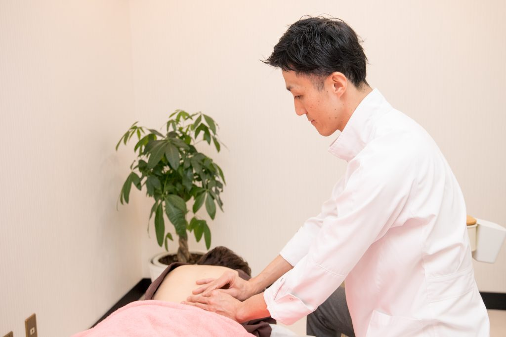 身体のメンテナンス治療