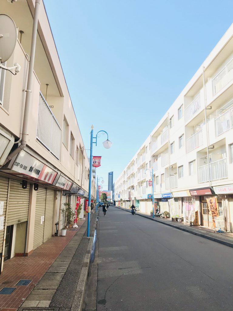 浜町商店街