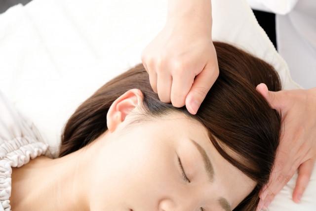 施術により頭痛を根本原因から改善します